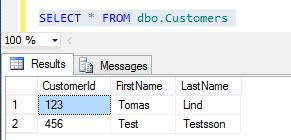 Excel Data To SQL Server Table