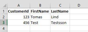 Excel To SQL Server VBA Macro Sample Table