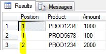 XQuery With Parent Rank Position