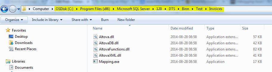 DTS Binn Folder 32 bit