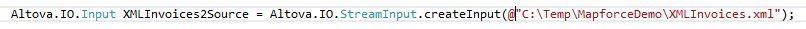 Path To XML