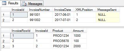 SQL to MSMS DemoDB
